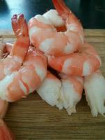 Crevettes marinées (2)