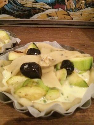 Tarte courgettes - mini (2)