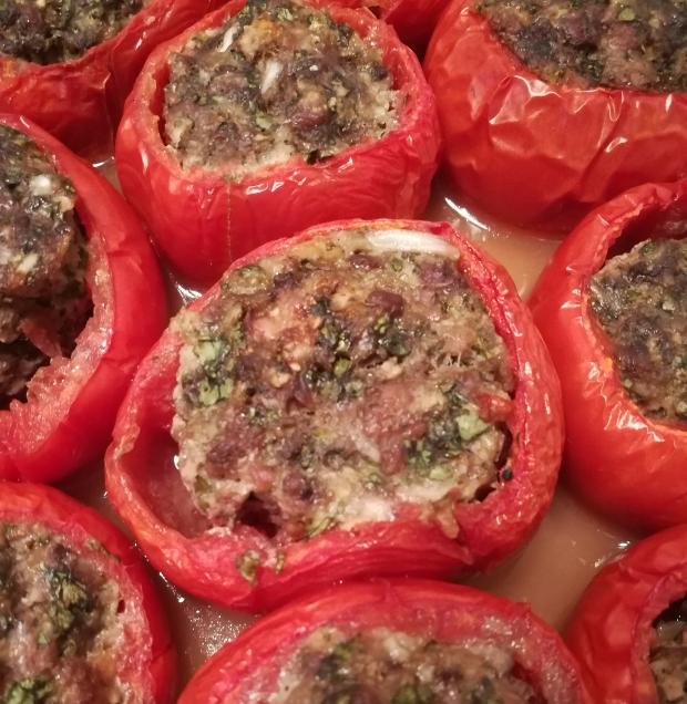 Tomates farcies | BouffePorn