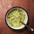 Guacamole facile et rapide - BouffePorn - recette facile pas à pas