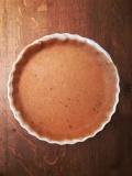 Pâte brisée bressane (à la farine de gaudes, farine de maïs torréfié) - BouffePorn - Recette facile et rapide