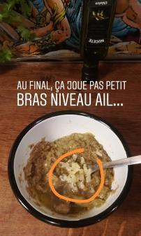 Recette de Purée d'aubergines au yaourt d'owiowifouettemoi - BouffePorn