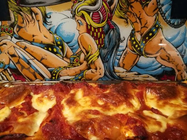 Recette de Lasagnes familiales - BouffePorn